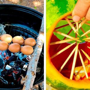 Unusual COOKING Tricks Everyone Should Know || 5-Minute Recipes to Speed Up Cooking Routine!