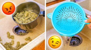 32 Crazy Kitchen Hacks to Make Your Life Easier || 5-Minute Recipes For Busy People!
