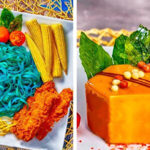 EXOTIC Recipes For Real Foodies || Delicious Restaurant Food Recipes You'll Want to Try!