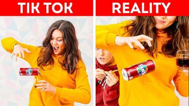 Top 40 Magic TikTok Tricks Revealed || Fun Challenges to Try With Friends!