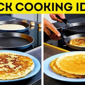 Quick Cooking Ideas For The Whole Family    Tasty Recipes to Cook In 5 Minutes!
