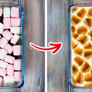 25 Super Easy Dessert Recipes That Will Melt In Your Mouth!