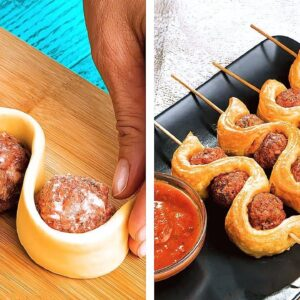 28 Mouth-Watering Party Snacks Recipes to Impress Your Guests!