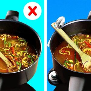 36 Kitchen Tricks That Will Change the Way You Cook    5-Minute Recipes For Busy People!