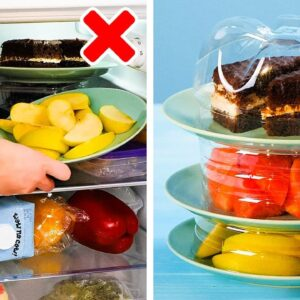 24 Useful Kitchen Organizing Tips || Easy Ways to Organize Your Space by 5-Minute Recipes!