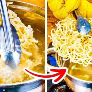 25 Budget Food Hacks You Need to Try || 5-Minute Kitchen Hacks to Simplify Your Life!