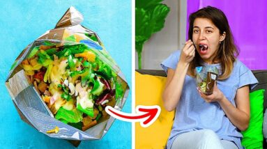 32 Smart And Easy Food Hacks || Tasty Recipes And Kitchen Hacks You Need to Try!
