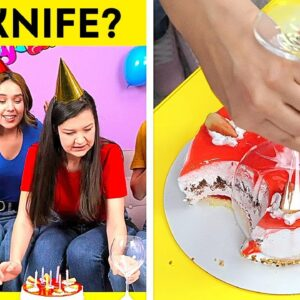 25 Simple Tips to Make Your Party Unforgettable || Yummy Picnic Food Recipes!