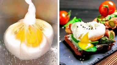 Tasty Egg Hacks You've Never Tried Before    Mouth-Watering Breakfast Recipes For Everyone!