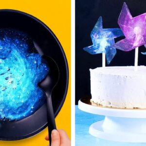 Amazing Desserts and Crafts made of CANDIES!