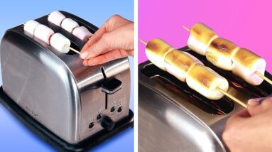 Mind-Blowing Kitchen Appliances and Hacks You Must Try