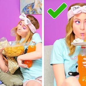 Popular Tik-Tok Food Hacks You'll Want to Try || Smart Food Tricks That Will Simplify Your Life!