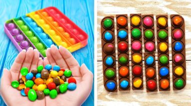 Yummy Chocolate Treats You'll Love || Chocolate Figures to Decorate Your Dessert!