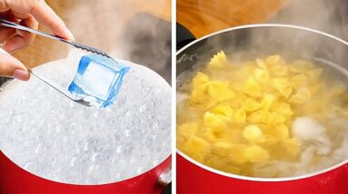 Mom's Cooking Secrets That Will Save Your Time || Simple Kitchen Hacks to Cook Like a Chef!