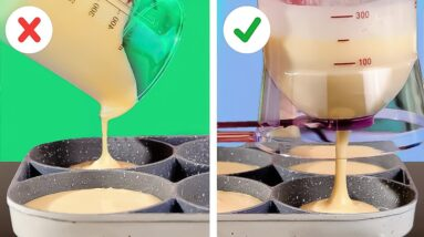 25 Clever Kitchen Hacks That Will Surprise You || Simple Cooking Tips to Become a Chef!