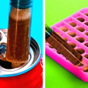 Fantastic Hacks With Candies And Other Sweets || 5-Minute Dessert Recipes!