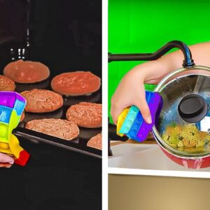 20+ COOL WAYS TO USE POP IT FIDGET TOYS AT HOME!